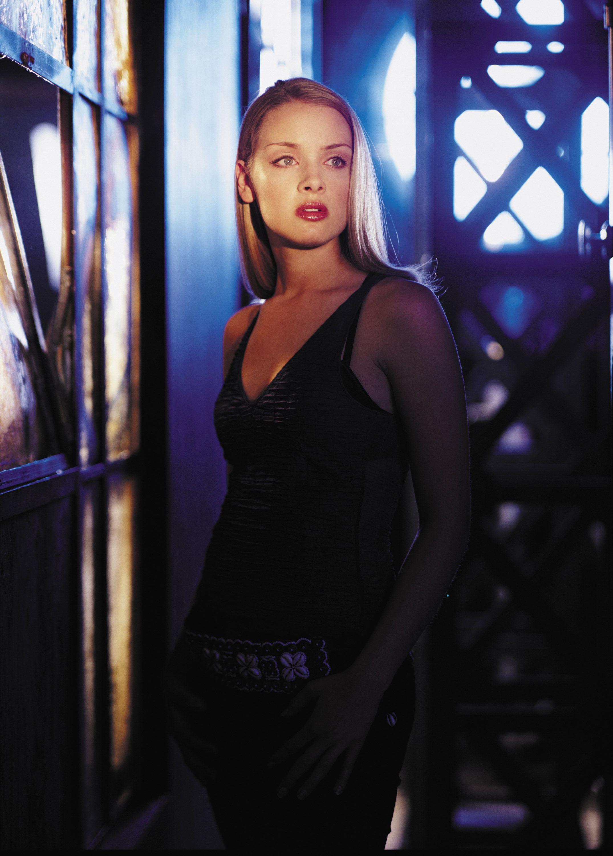 Rachel Skarsten Birds Of Prey 2002